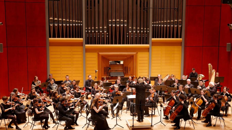 Die Kammerphilharmonie der Universität Stuttgart
