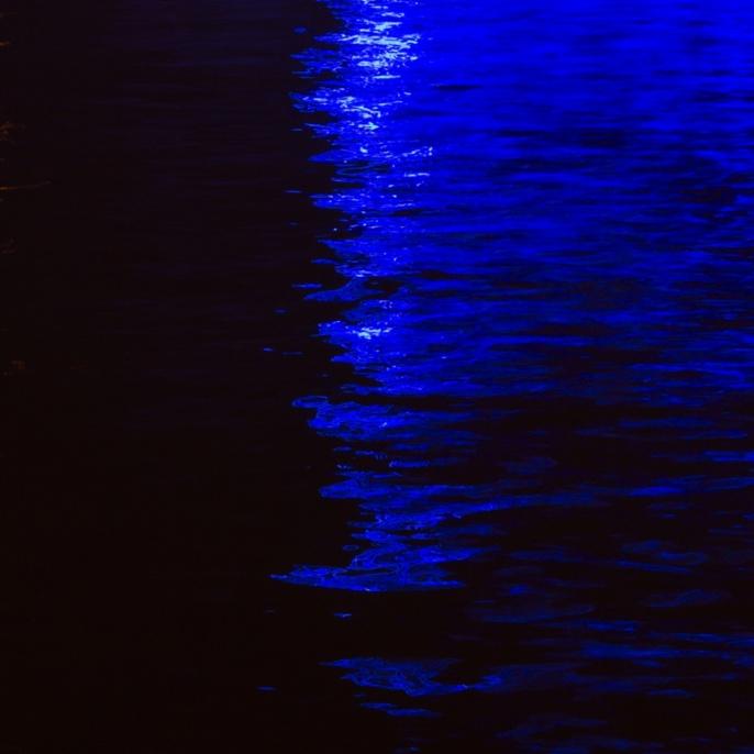 'Reflektionen im Wasser' Leonard Salewski
