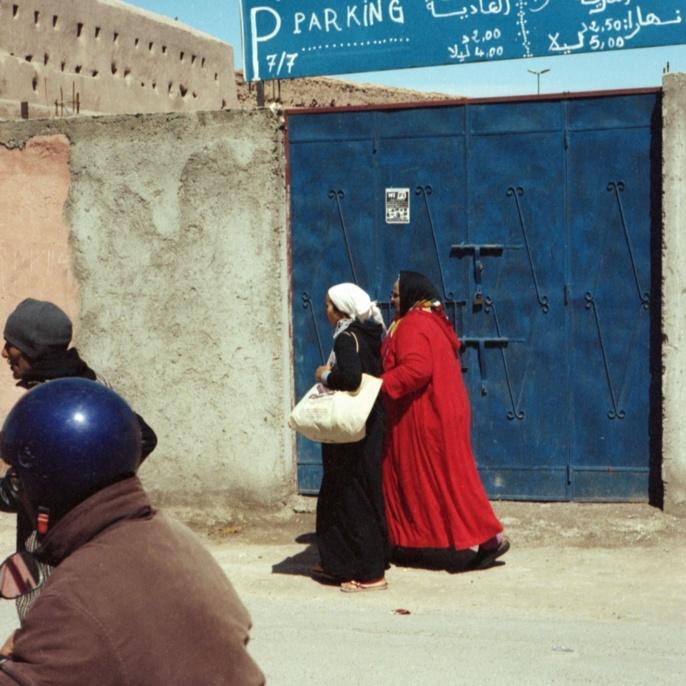 'Azraq' von Till Wörner